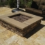 Square Custom Firepit